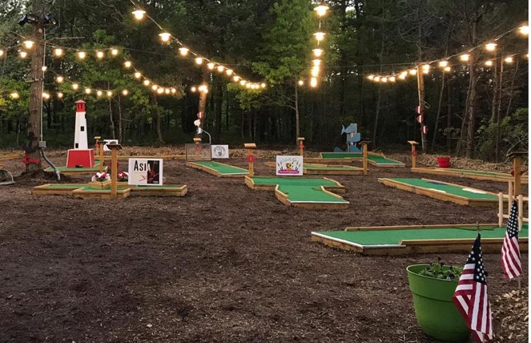 Mashpee Mini Golf (Seasonal)
